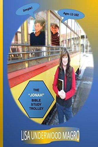 The Jonah Bible Study Trolley (Paperback): Mrs Lisa Underwood