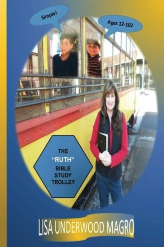 The Ruth Bible Study Trolley: Magro, Mrs Lisa