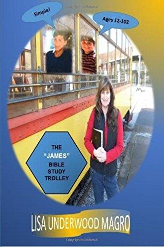 The James Bible Study Trolley (Paperback): Mrs Lisa Underwood