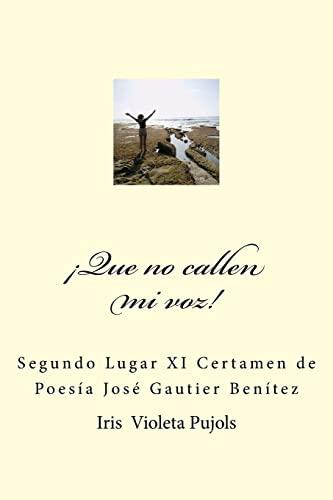 Que No Calle Mi Voz: Segundo Lugar: Iris Violeta Pujols