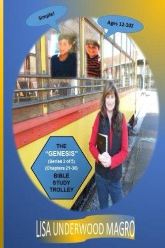 The Genesis (Series 3 of 5) Bible: Mrs Lisa Underwood