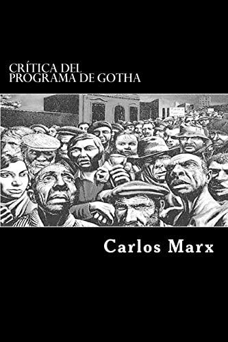 Critica del Programa de Gotha (Spanish Edition): Marx, Carlos