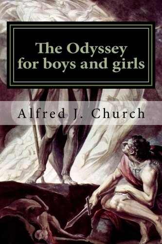9781546976905: The Odyssey for boys and girls