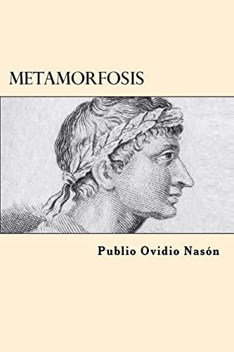 9781547021628: Metamorfosis (Spanish Edition)