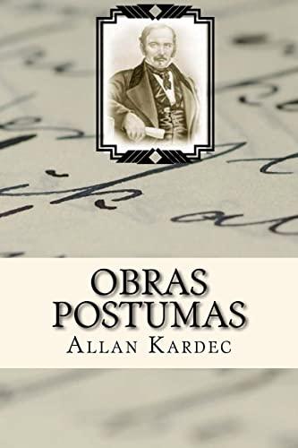 Obras Postumas (Spanish) Edition: Kardec, Allan