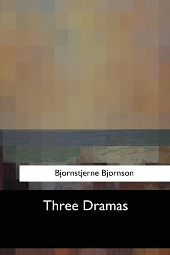 9781547057115: Three Dramas