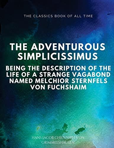 9781547064106: The Adventurous Simplicissimus