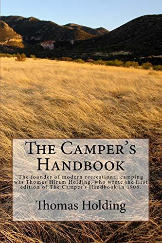 9781547090907: The Camper's Handbook