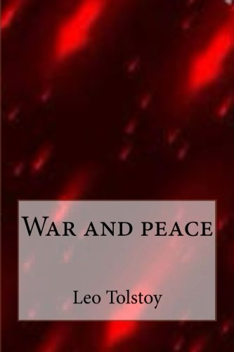 9781547097654: War and peace