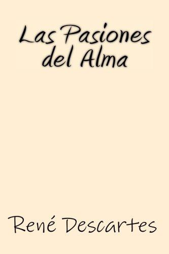 9781547108312: Las Pasiones del Alma