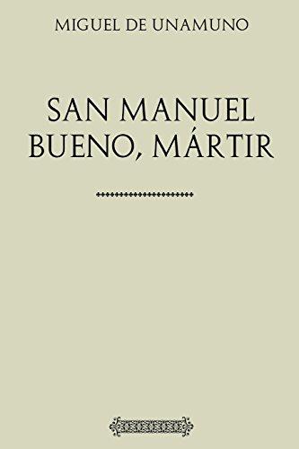 9781547136001: Colección Unamuno: San Manuel Bueno, mártir