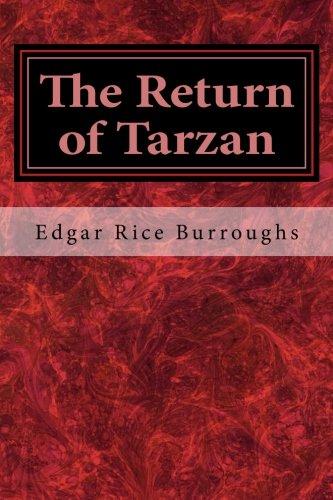9781547165223: The Return of Tarzan (Volume 2)