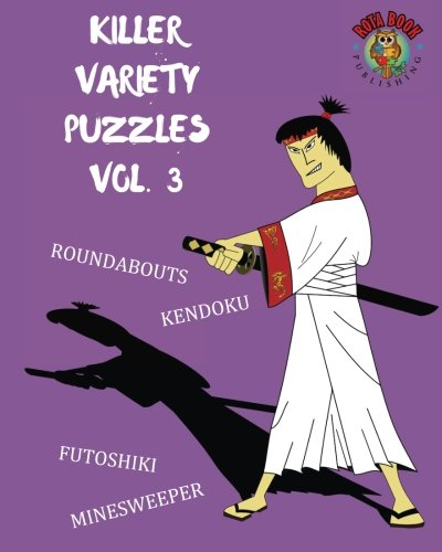 Killer Variety Puzzles Vol. 3: Publishing, Rota Book
