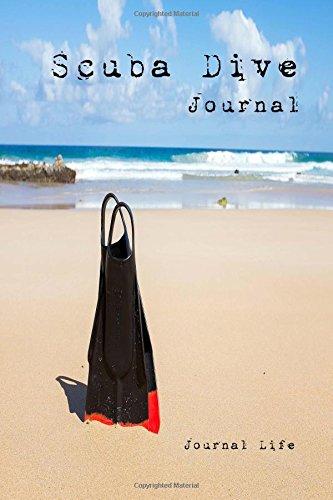9781547201112: Scuba Dive Journal