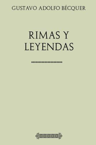 9781547244928: Colección Bécquer: Rimas y leyendas