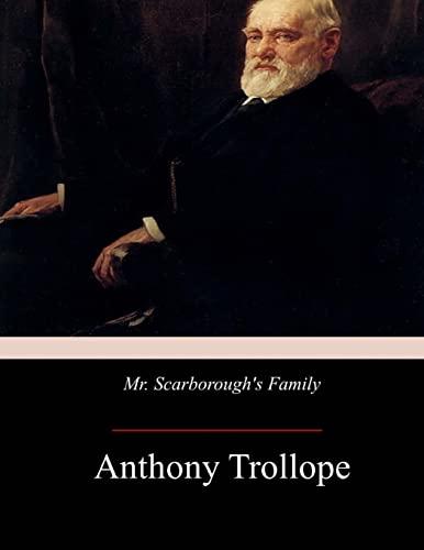 9781547273362: Mr. Scarborough's Family