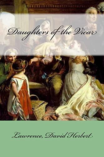 Daughters of the Vicar: David Herbert, Lawrence