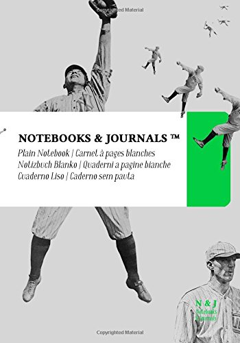 Notebooks & Journals, Baseball (Colecci?n Vintage), Extra: Notebooks and Journals