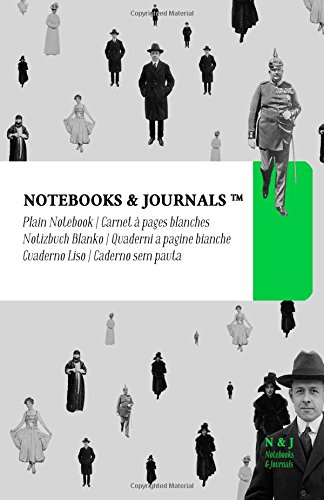 Notebooks & Journals, Gente (Colecci?n Vintage), Large,: Notebooks and Journals