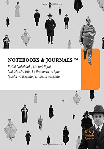 Notebooks & Journals, Gente (Colecci?n Vintage), Extra: Notebooks and Journals