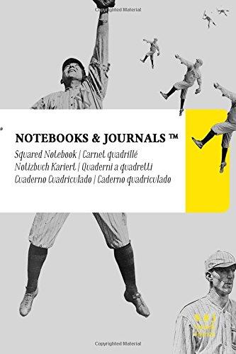 Notebooks & Journals, Baseball (Colecci?n Vintage), Pocket,: Notebooks and Journals