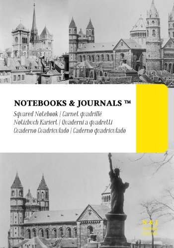 Notebooks & Journals, Edificios (Colecci?n Vintage), Extra: Notebooks and Journals