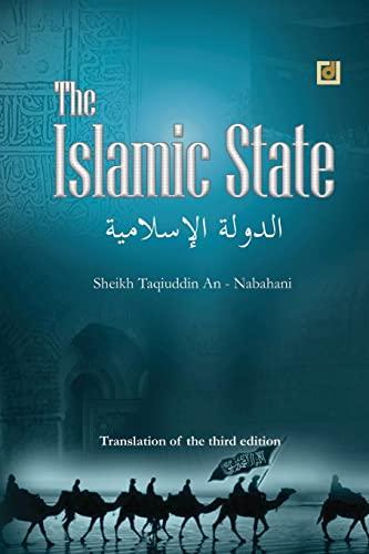 The Islamic State: Nabhani, Sh Taqiuddin