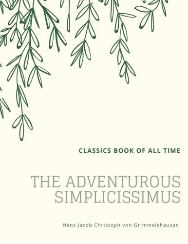 9781548205805: The Adventurous Simplicissimus