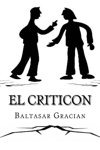 El Criticon (Spanish) Edition: Gracian, Baltasar
