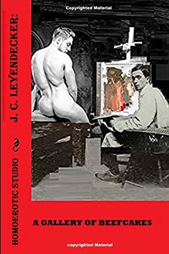 J. C. Leyendecker:: A Gallery of Beefcakes: Studio, Homoerotic