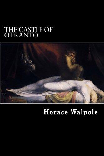 9781548329570: The Castle of Otranto