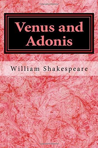 9781548376154: Venus and Adonis
