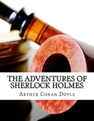 9781548433338: The Adventures of Sherlock Holmes