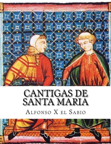 9781548433802: Cantigas de Santa Maria