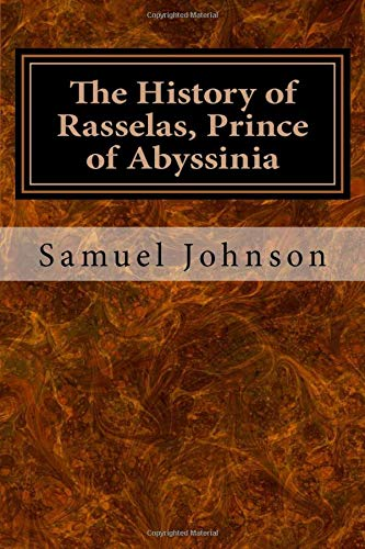 9781548436629: The History of Rasselas, Prince of Abyssinia