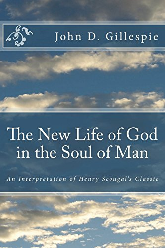 The New Life of God in the: Gillespie, John D.
