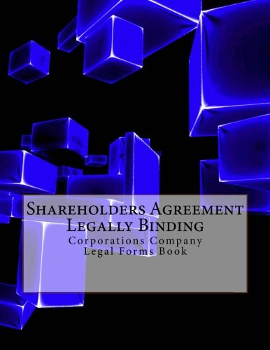 Shareholders Agreement - Legally Binding: Corporations Company: Coallier, Julien