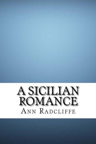 ann radcliffe a sicilian romance