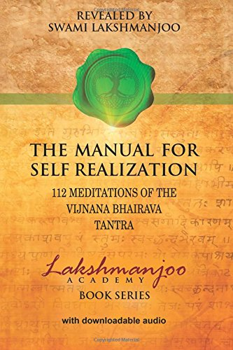 9781548540241: The Manual for Self Realization: 112 Meditations of the Vijnana Bhairava