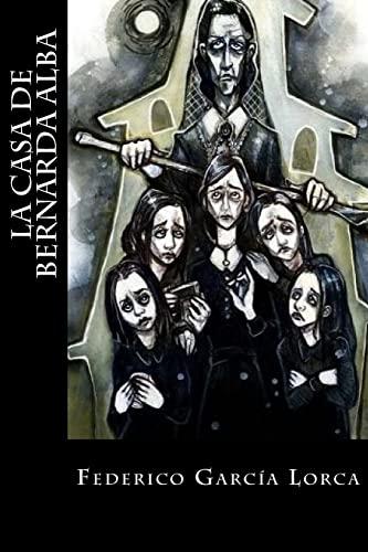 9781548575434: La casa de Bernarda Alba (Spanish Edition)
