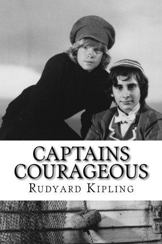 9781548591229: Captains Courageous