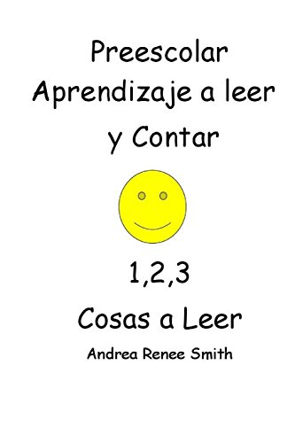 Preescolar Aprendizaje a Leer y Contar 1,2,3: MR William Phillip