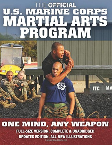 The Official US Marine Corps Martial Arts: Corps, Us Marine