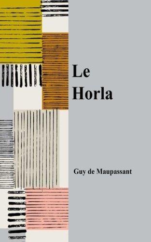 9781548683535: Le Horla