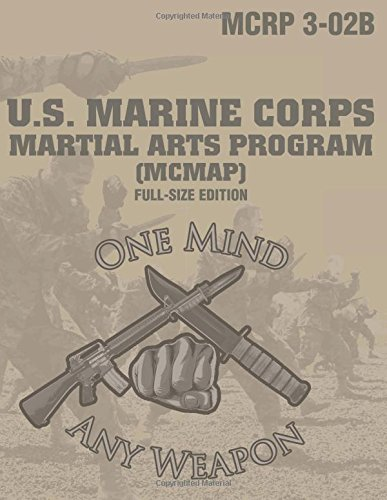 Marine Corps Martial Arts Program (McMap): Full-Size: Corps, Us Marine