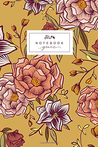 Twin Sparrow Grace Notebook (Twin Sparrow Notebooks) (Volume 1)
