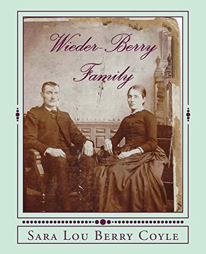 Wieder-Berry Family: Coyle, Sara Lou