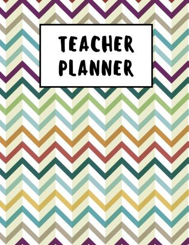 Teacher Planner: Teacher Plan and Record Book: Teacher & Lesson
