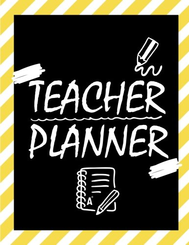 Teacher Planner: Lesson Planner and Record Book: Teacher and. Lesson