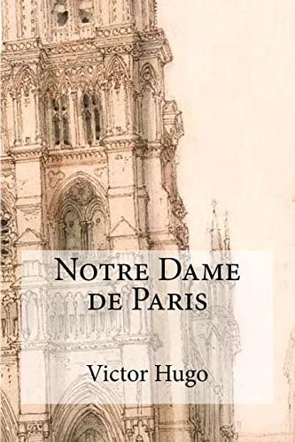 9781548929657: Notre dame de Paris (French Edition)